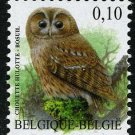 Tawny Owl, Belgium 2009, sheet of 10 stamps, mnh