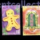 Hong Kong 2007 Christmas Set of 4 Stamps MNH