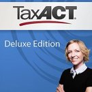 TaxACT 2013 Deluxe Federal Edition Forms Includes State Forms