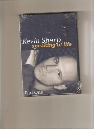 New Kevin Sharp Speaking of Life DVD-ROM � 2004