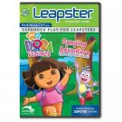 LeapFrog Leapster Learning Dora's Camping Adventure Game - Learning