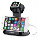 VicTsing ®Apple Watch Stand 2 in 1 Apple Watch Stand & iPhone Stand