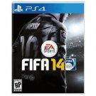 New FIFA Soccer 14 - PS4