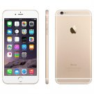 Apple iPhone 6 Plus 64GB 4G LTE Unlocked GSM Cell Phone - Gold - MGCU2LL/A