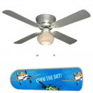 Disney Planes Ceiling Fan w/Light Kit or Blades Only or Ceiling Lamp
