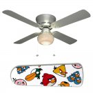 Angry Birds Ceiling Fan w/Light Kit or Blades Only or Ceiling Lamp