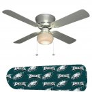 Philadelphia Eagles Ceiling Fan w/Light Kit or Blades Only or Ceiling Lamp