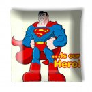 Superman Is Our Hero Ceiling Light / Lamp