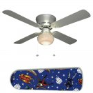 Big Bang Theory Ceiling Fan w/Light Kit or Blades Only or Ceiling Lamp