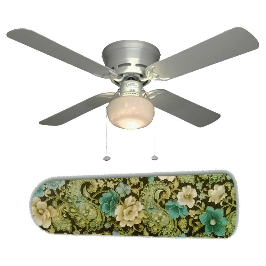 Magnolia Elegance Ceiling Fan w/light or blades only or ceiling lamp