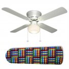 Crayon Ceiling Fan w/light or blades only or ceiling lamp