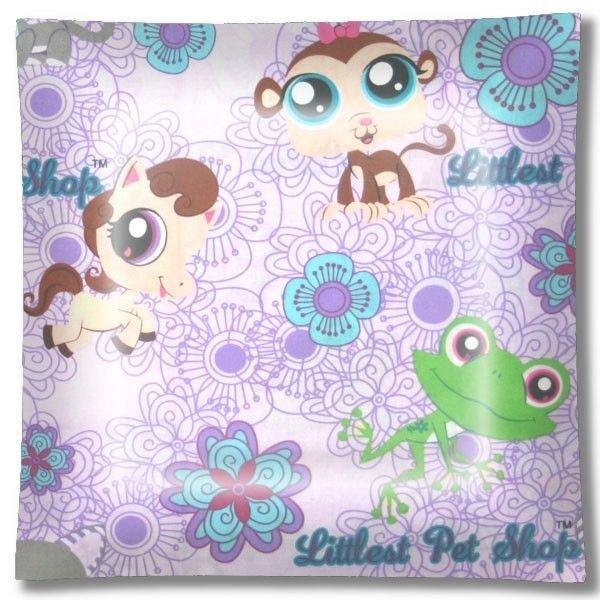 Purple LPS Littlest Pet Shop Ceiling Lamp or Ceiling Fan w/Light or Blades Only