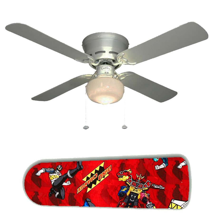 Dino Chargers Ceiling Fan w/Light Kit or Blades Only or Ceiling Lamp