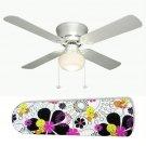 Sweetie Tweety Bird Ceiling Fan w/Light Kit or Blades Only or Ceiling Lamp