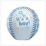 It's a Boy Baseball  37623