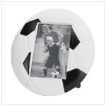 Soccer Ball Resin Photo Frame  37542
