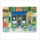 French Cafe Cutting Board   36560