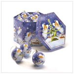 Christmas Angel Ball Ornaments   37676