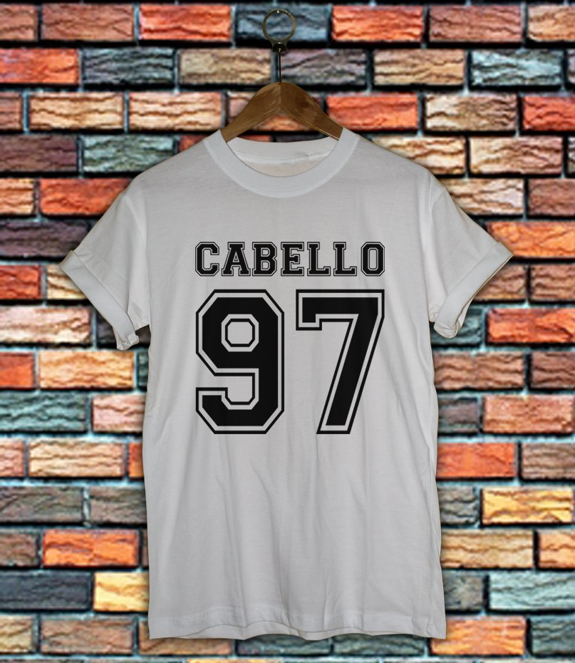 Camila Cabello Shirt Women And Men Fifth Harmony Shirt CC02