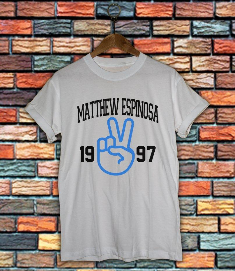 Metthew Espinosa Shirt Women And Men Magcon Boys Shirt ME01