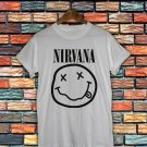 Nirvana Shirt Women And Men Kurt Cobain Shirt NV01