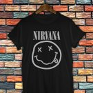 Nirvana Shirt Women And Men Kurt Cobain Shirt NV02