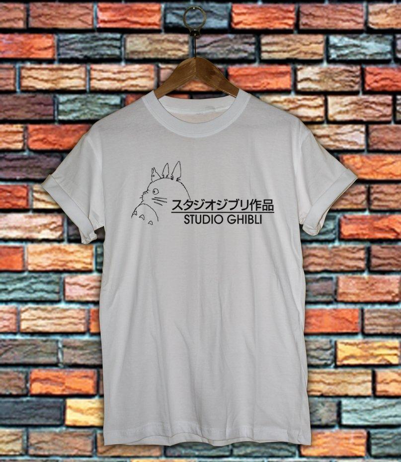 Studio Ghibli Shirt Women And Men Totoro Shirt SG01