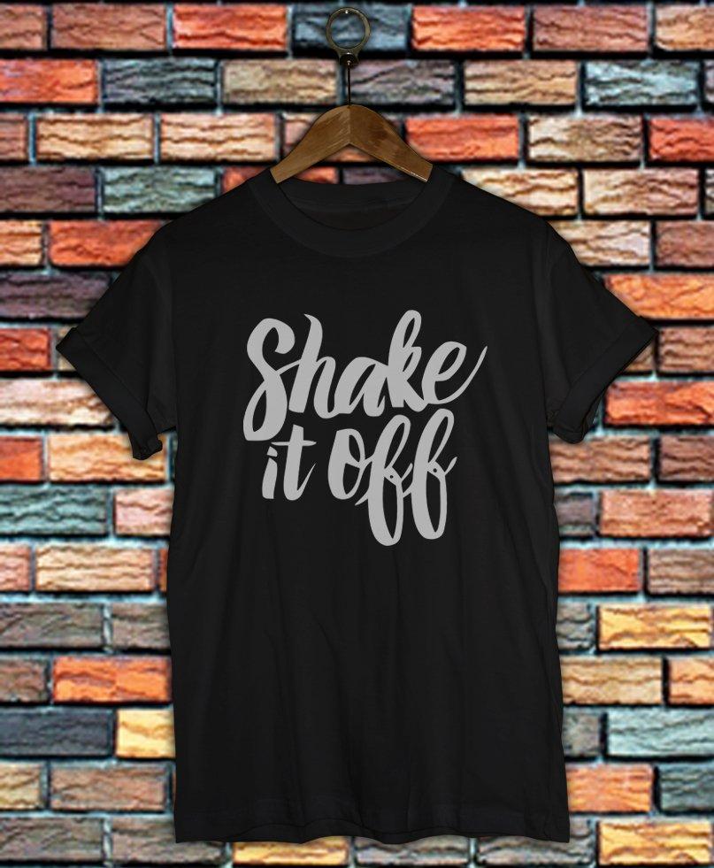 Taylor Swift Shirt Women And Men Taylor Swift Shake it of Shirt TS04