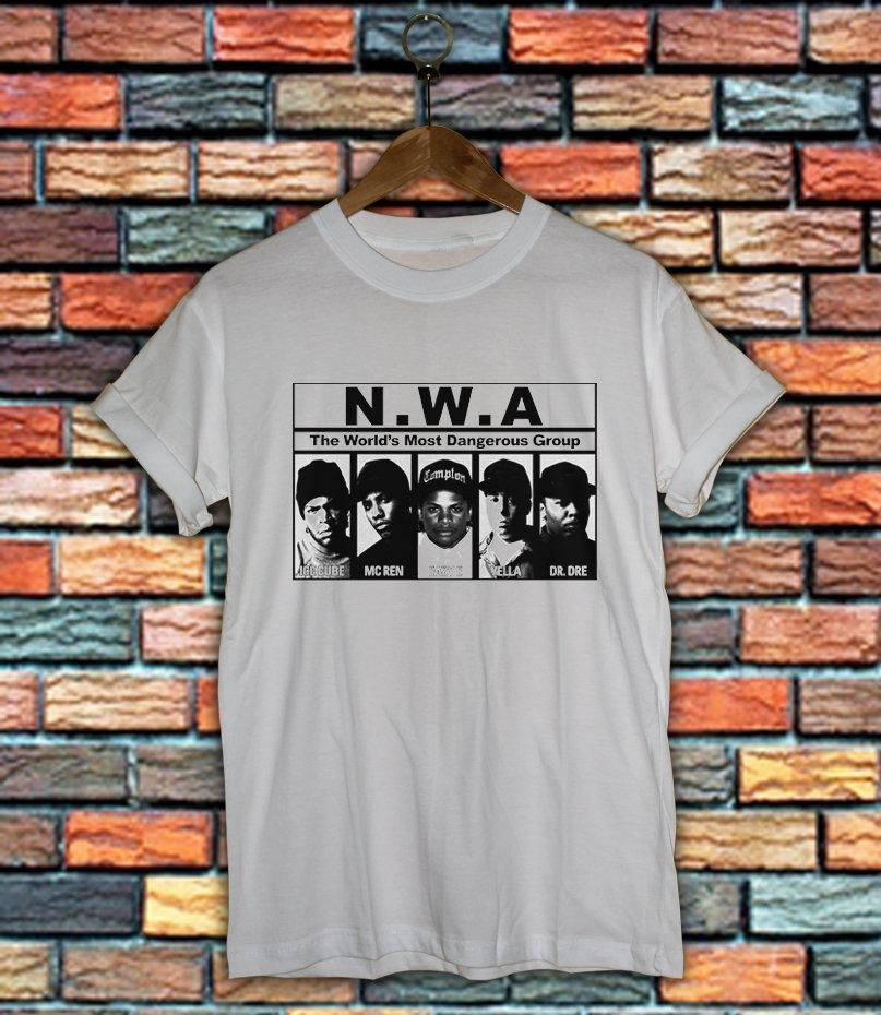NWA Shirt Women And Men NWA T Shirt NWA10