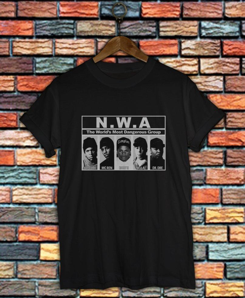 NWA Shirt Women And Men NWA T Shirt NWA11