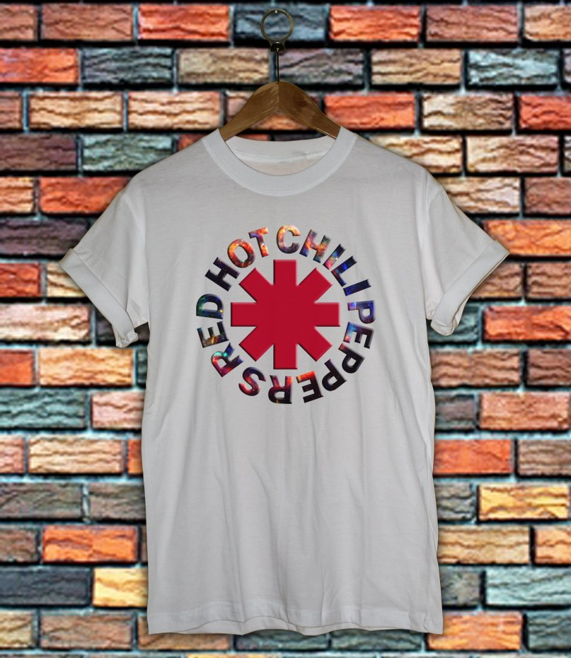 Red Hot Chili Peppers Shirt Women And Men Red Hot Chili Peppers T Shirt RH01
