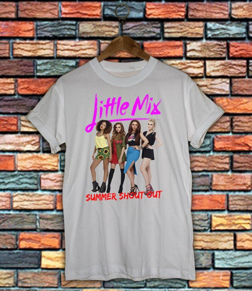 Little mix Shirt Women And Men Little mix style womens Glory Days Female T Shirt LM04