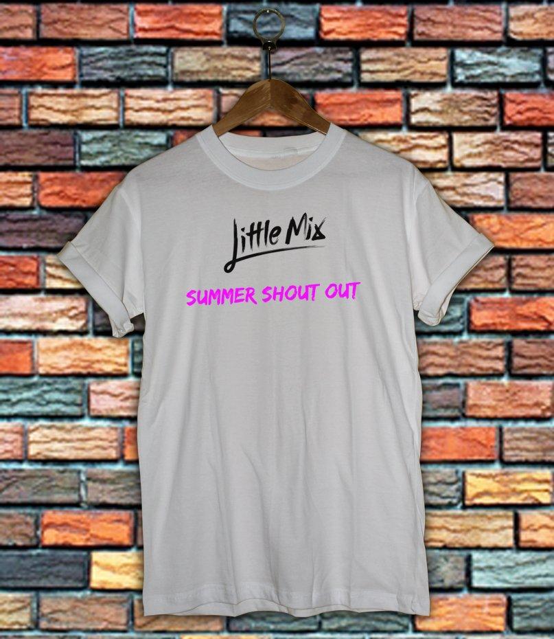 Little mix Shirt Women And Men Little mix style womens Glory Days Female T Shirt LM05