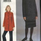 Vogue Sewing Pattern 7148 Misses Size 14-18 Easy Jacket Skirt Pants