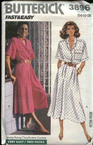 Simplicity Sewing Pattern 3991 Womans Plus Size 18W-20W-22W-24W
