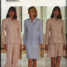 Butterick Sewing Pattern 3852 Misses Size 6-8-10 Easy JH Collectibles Jacket Pants Skirts Suit