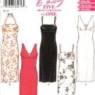 New Look Sewing Pattern 6146 Size 6-16 Easy Long Halter Sleeveless Dresses