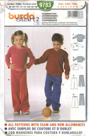 Easy Kids Pajamas Learn to Sew Project