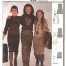 Burda Sewing Pattern 9922 Girls Size 9-14Jr. Skirts