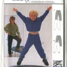 Burda Sewing Pattern 3170 Size 18M-10 Children's Boys Girls Easy Pull-on Pants