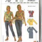 Burda Sewing Pattern 8082 Misses Size 10-24 Easy T-Shirt Dress