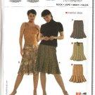 Burda Sewing Pattern 8154 Misses Size 10-22 Easy Gored Skirt
