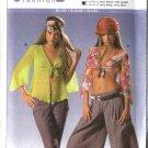 Burda Sewing Pattern 8181 Size 6-18 Misses' Easy Fashion Top