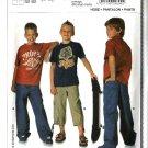 Burda Sewing Pattern 9699 Size 7-14 Boys' Wide Legged Pants