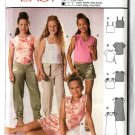 Burda Sewing Pattern 9790 Size 8-14jr Junior girls Easy Tops  Dress