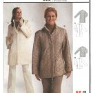 Burda Sewing Pattern 8419 Misses Sizes 10-22 Coat Jacket