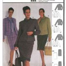 Burda Sewing Pattern 8763 Misses sizes 8-18 Suit Skirt Jacket