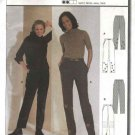 Burda Sewing Pattern 8885 Misses Sizes 6-16 Easy Straight Legged Pants Slacks