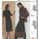 Burda Sewing Pattern 8890 Misses Sizes 10-12-14-16-18-20-22 Easy Skirts Decorative Hemline