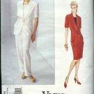Vogue Sewing Pattern 1329 Misses Size 6-8-10 Genny Dresigner Original Jacket Skirt Pants